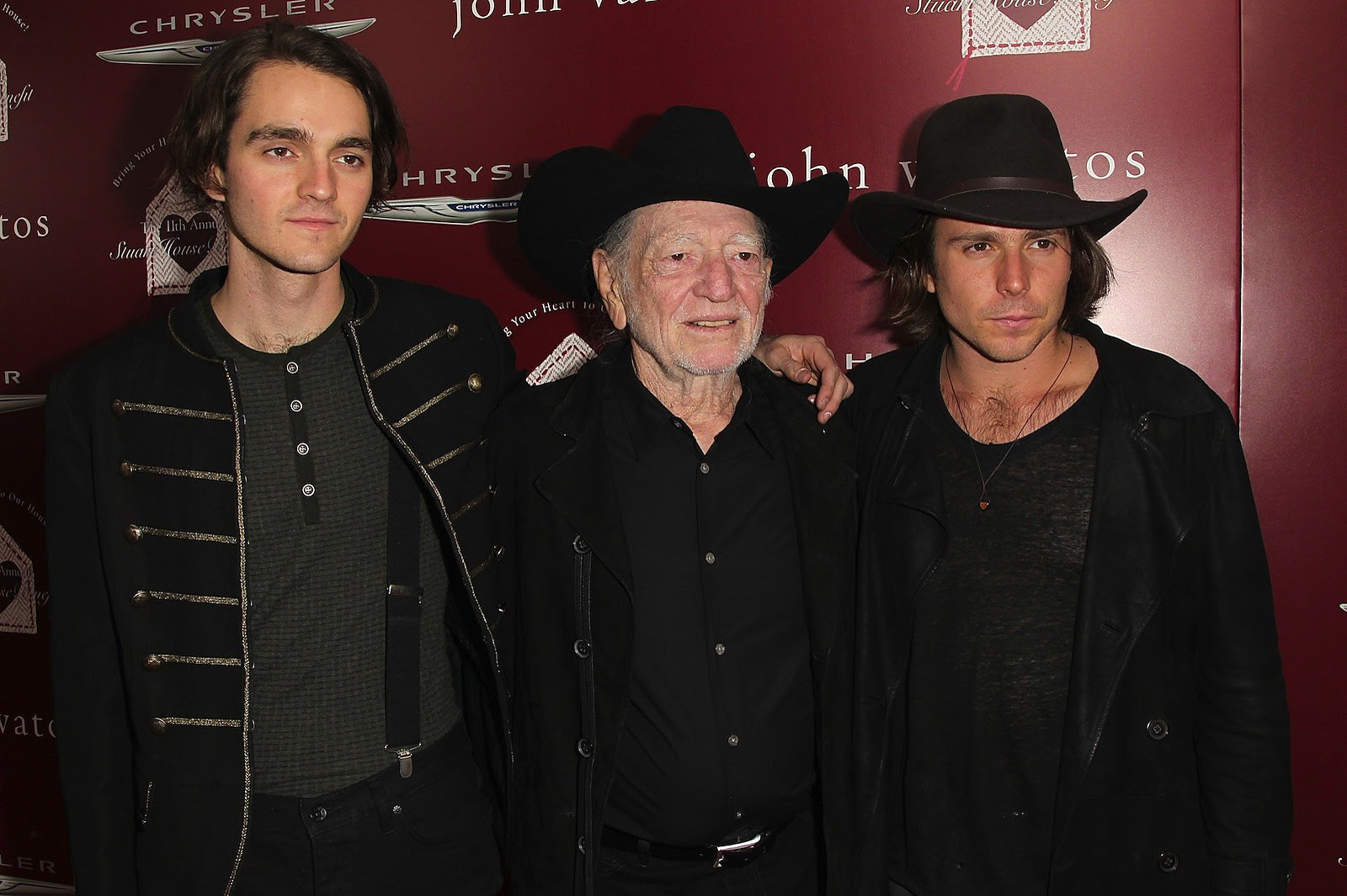 Image result for WILLIE NELSON AND SONS