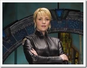 Nude blog: Sci-fi week: Amanda Tapping (SG, SG Atlantis