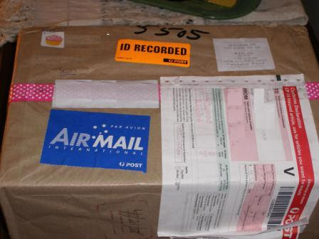 Blogging By Mail Package