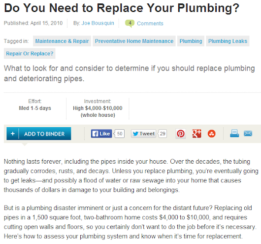 Pure Plumbing Service