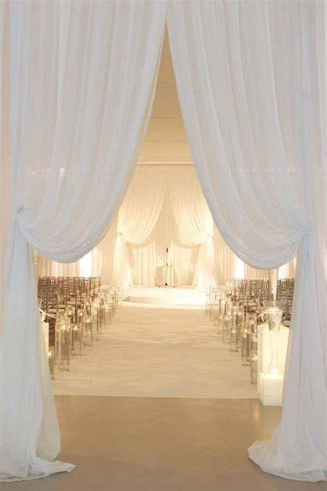 Canopies & Backdrops   Shannons Custom Florals