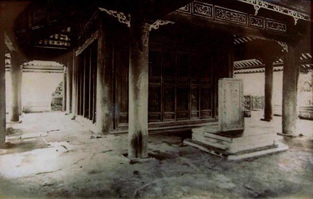 Lang Cha Ca - inside