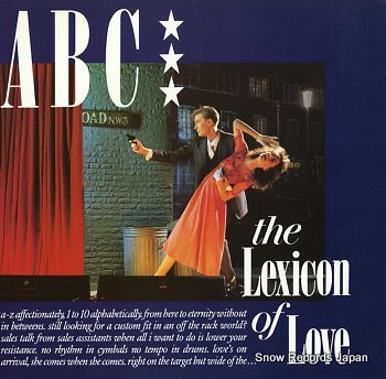 ABC lexicon of love, the