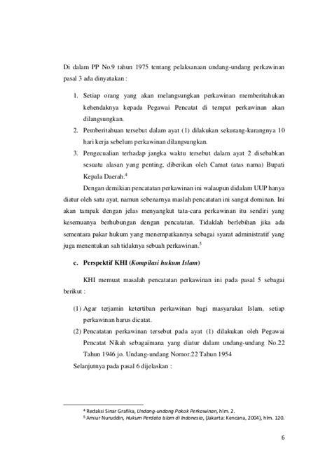 Makalah Hukum Perdata Islam di Indonesia tentang