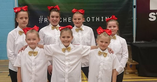 Dance troup wins eight trophies in streetdance championships