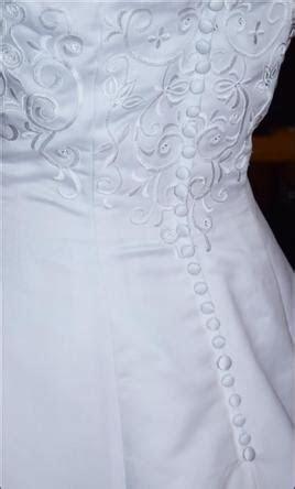 David's Bridal St. Tropez Style 5268, $100 Size: 12