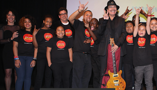 The Universal Tone: Bringing My Story To Light And Milagro Charity By Carlos Santana