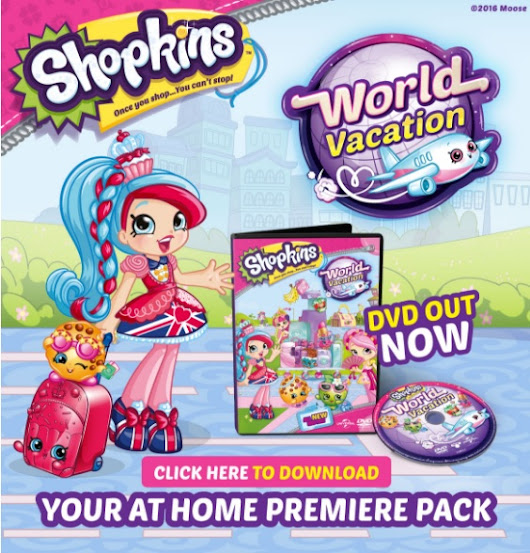 Shopkins: World Vacation At-Home Party Across the U.S. on October 19th - Twin Cities Frugal Mom