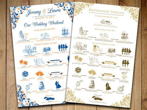 44  Wedding Itinerary Templates   DOC, PDF, PSD   Free
