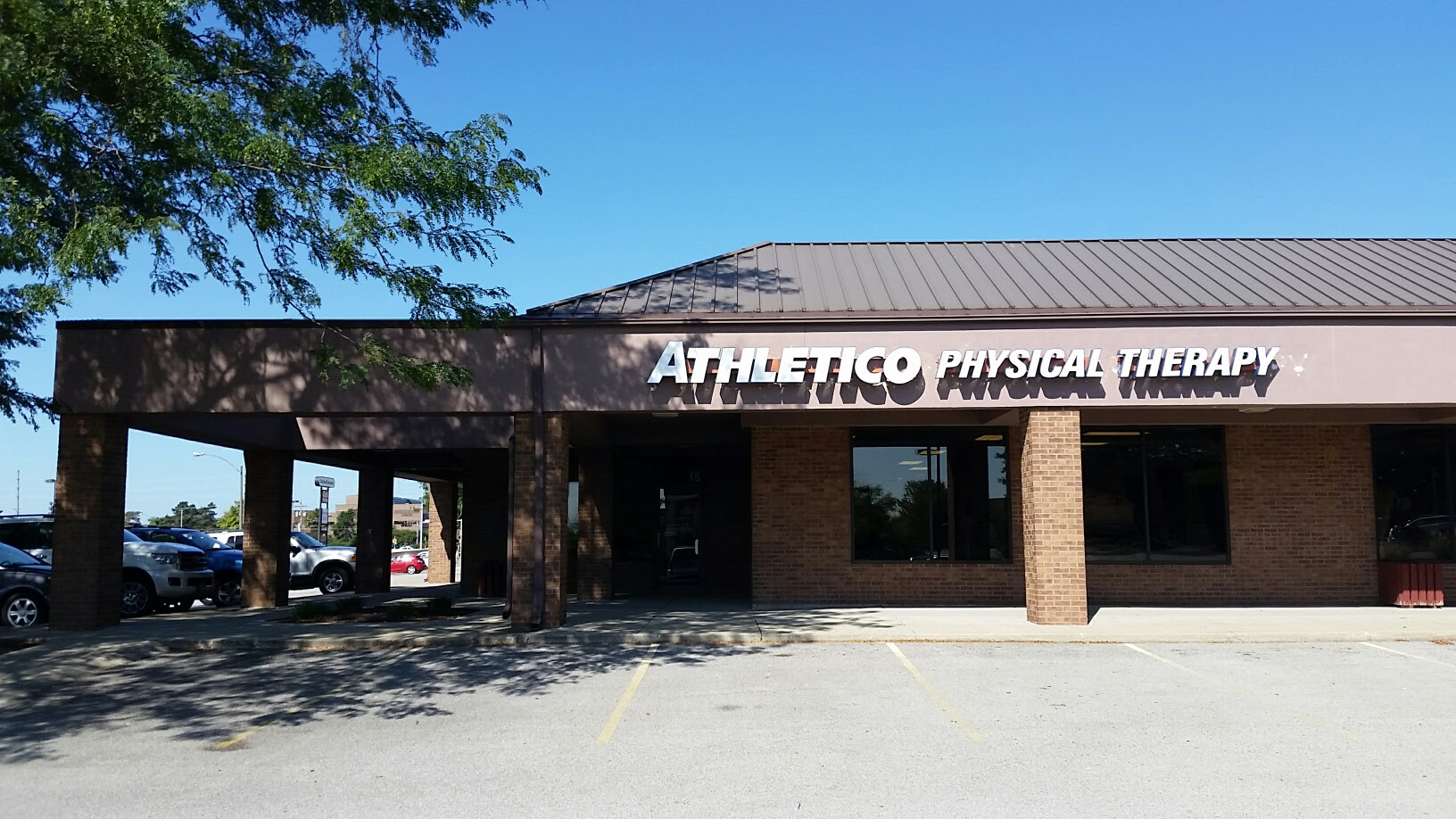 Physical Therapy Bloomington, IL - Athletico Bloomington
