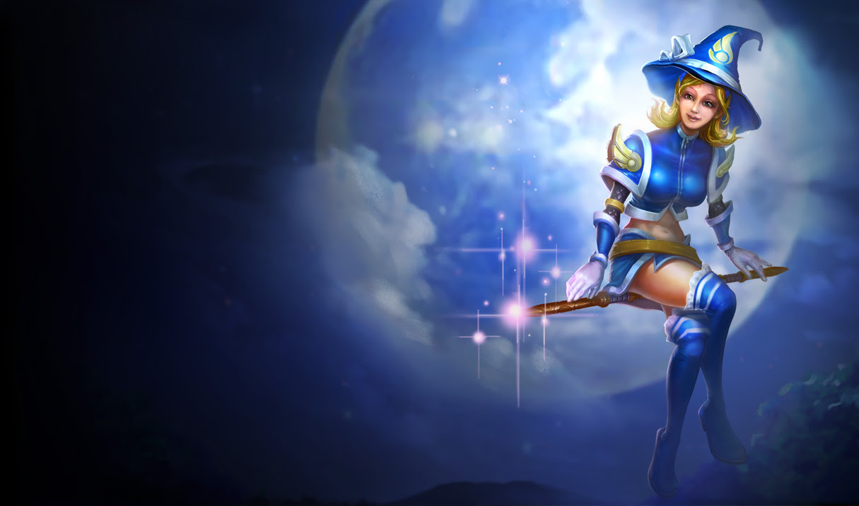 Lux League Of Legends Wallpapers