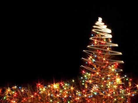 desktop hd wallpaper christmas lights wallpapers