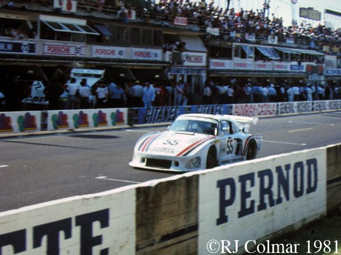 Porsche 935 K3, Le Mans