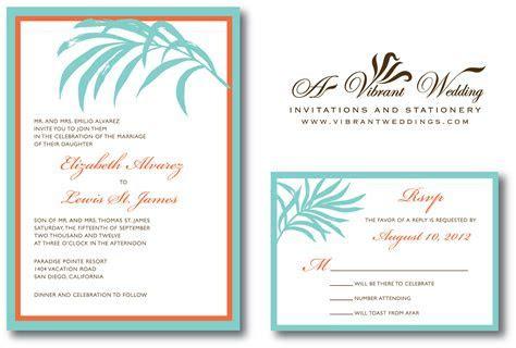 tiffany blue wedding invitation ? A Vibrant Wedding