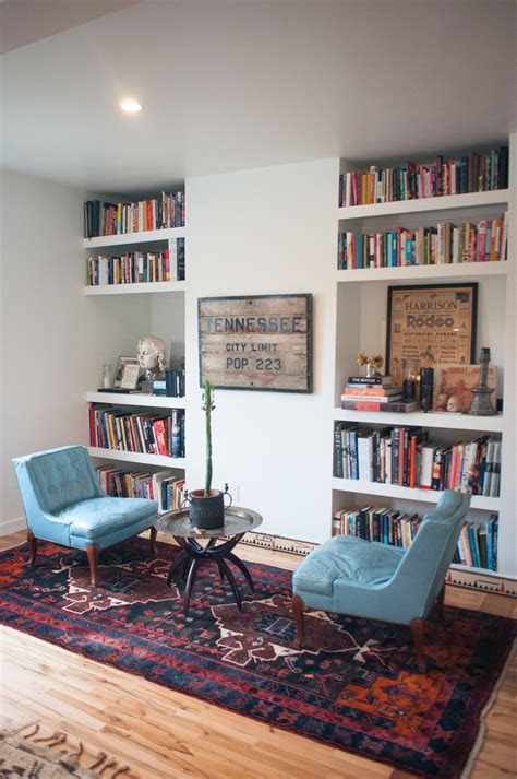 fantastic home library ideas  book lovers loombrand