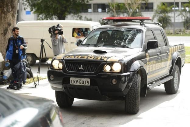 PF Polícia Federal - Foto: Tânia Rêgo Agência Brasil
