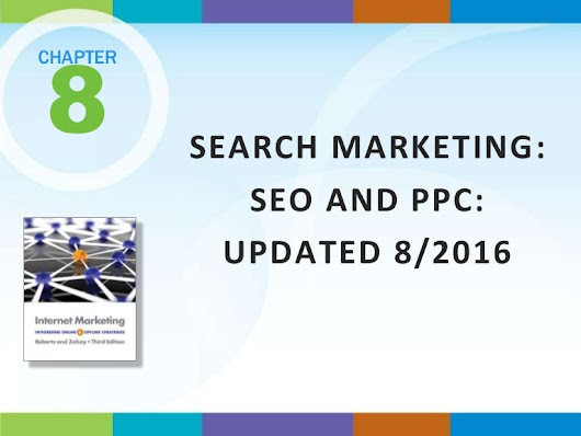 What's been happening in Organic Search and SEO