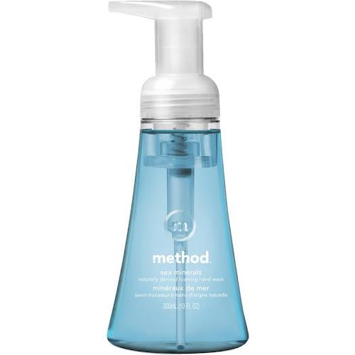 Method Foaming Hand Wash, Sea Minerals - 10 fl oz bottle