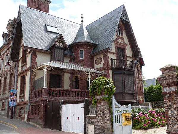 villa houlgate