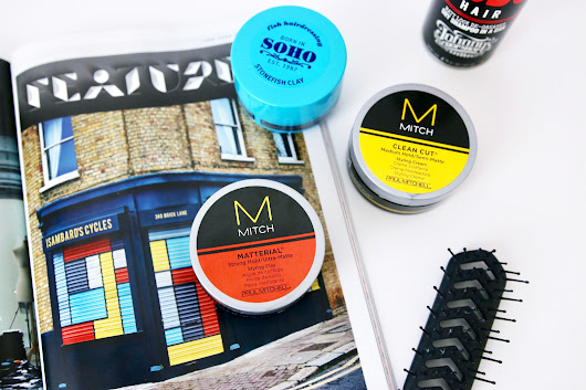 The Ultimate Guide To Men's Hair Styling Products