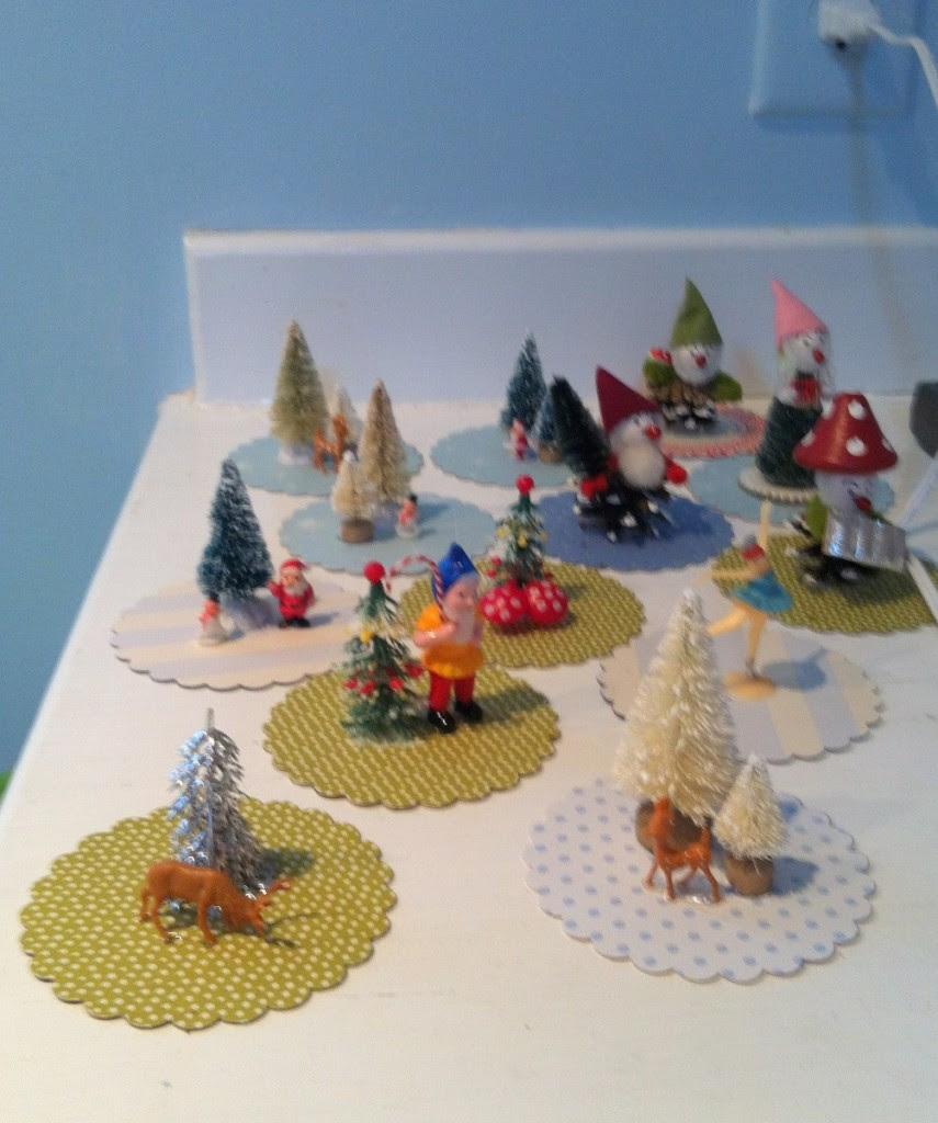 IMG 4893 1003x1200 855x1024 DIY Vintage Inspired Bell Jar Ornaments