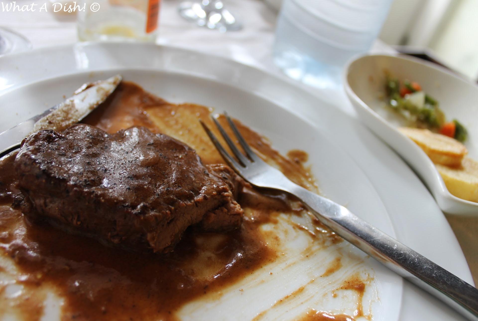 Pepper Steak- Marcelino's