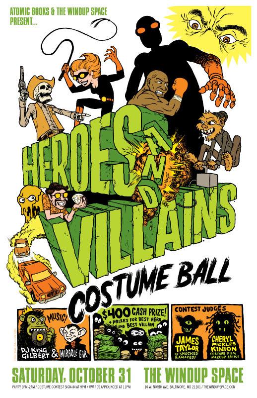 atomic-windup-halloween-poster