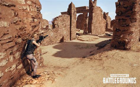 playerunknowns battlegrounds reveals miramar desert