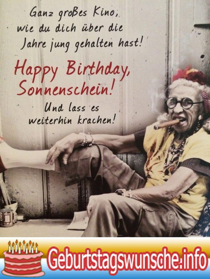 Witzige Geburtstagssprüche 11
