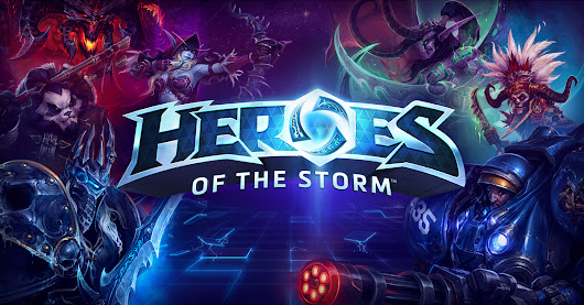 Heroes of the Storm Official Game Site