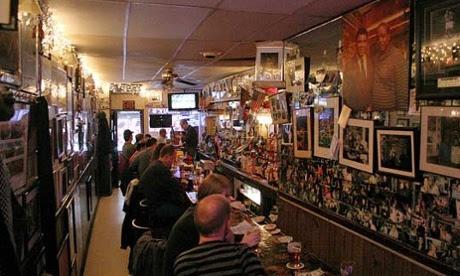 Jimmy Corner, Nueva York