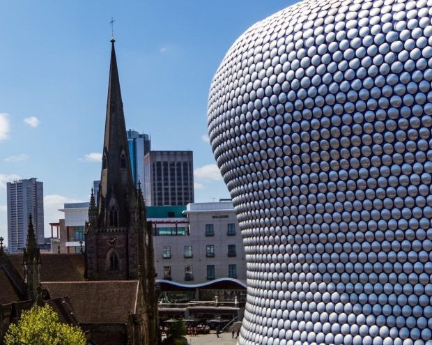 10 Reasons Londoners are Moving to Birmingham
