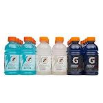 Gatorade Thirst Quencher Frost Variety Pack - 24 pack, 12 fl oz bottles