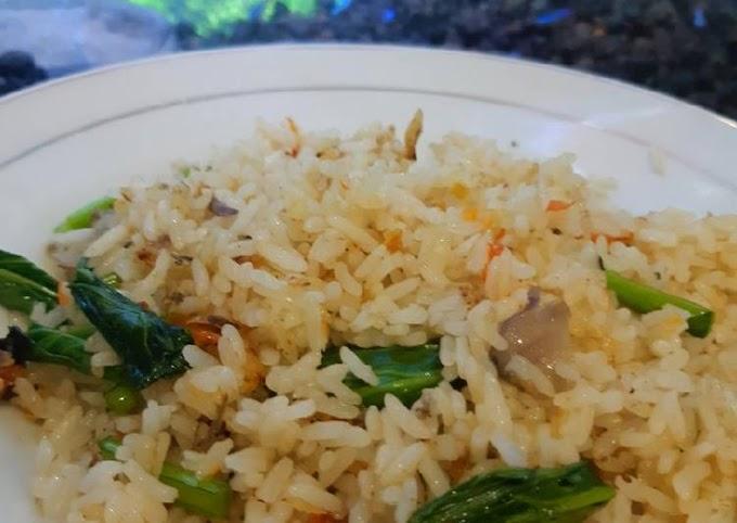 Cara Praktis Membuat Nasi Goreng Kampung simpel Bikin Nagih