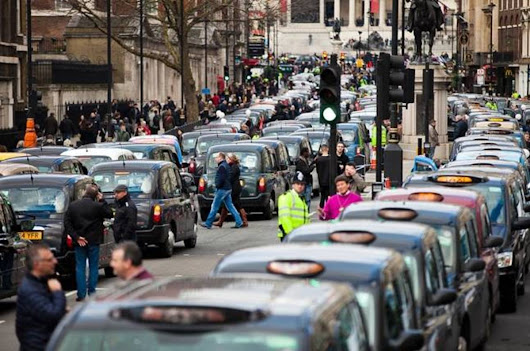 Uber: Please don't give our London drivers English tests. You can work out the reason why