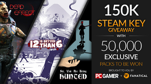 Massive Steam Key giveaway!