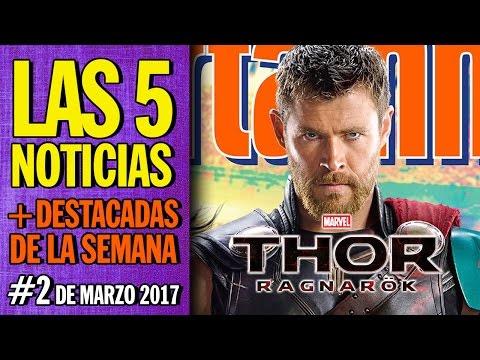 Amazon Prime en México, Thor Ragnarok, Whatsapp enviará publicidad y más... HD