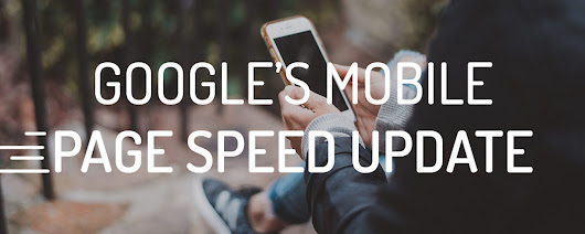 A Chat About Google's Page Speed Update
