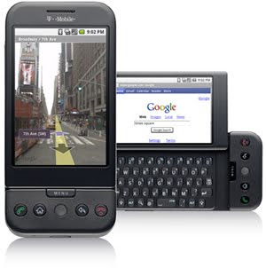 Google mobile G1 available on sale for $179