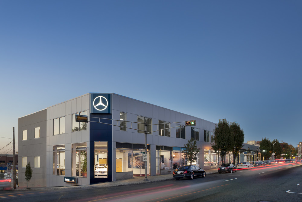 Benzel-Busch Mercedes Benz, Englewood, NJ — Arthur John ...