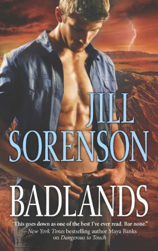Badlands (Hqn) by Jill Sorenson