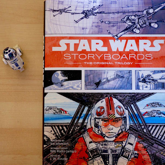 Star Wars Storyboards – see what changed between conception and the screen