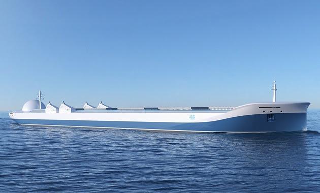 Resultado de imagen para nuevos barcos sin tripulación