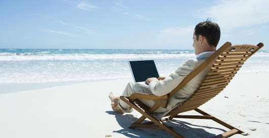 Increasing number of professionals can't unplug on vacation