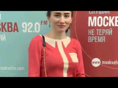 """Донна Калиматова в прямом эфире программы """"Горсовет"""" на Радио Москвы"""