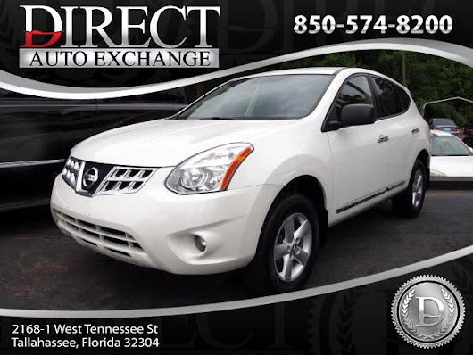 Used 2012 Nissan Rogue for Sale in Tallahassee FL 32304 Direct Auto Exchange