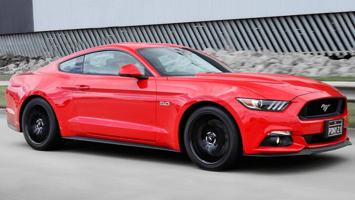 Ford Mustang joins Hertz rental fleet in Australia- Car ...