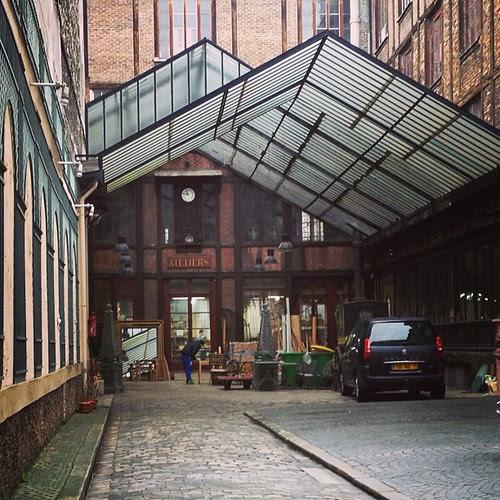 Parisians Ateliers by la casa a pois