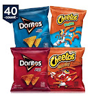 Frito-Lay Doritos & Cheetos Mix Variety Pack - 40 count