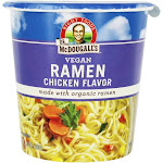 Dr. McDougall's Vegan Ramen Soup Chicken 1.8 oz.